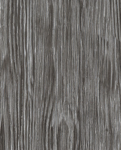 Craftsman Wallpaper in Metallic and Blacks from Industrial Interiors II by Ronald Redding for York Wallcoverings