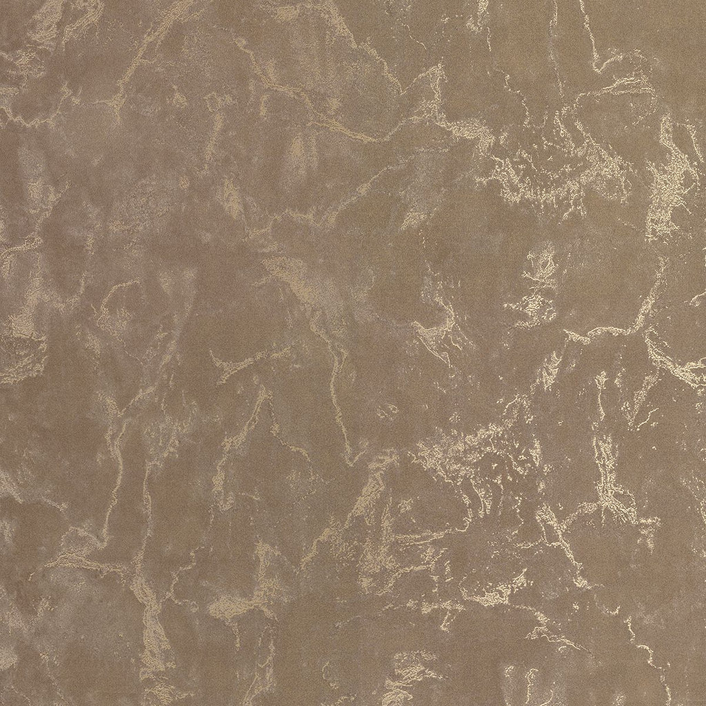 Sample Crux Marble Wallpaper in Chocolate from the Polished Collection by Brewster Home Fashions