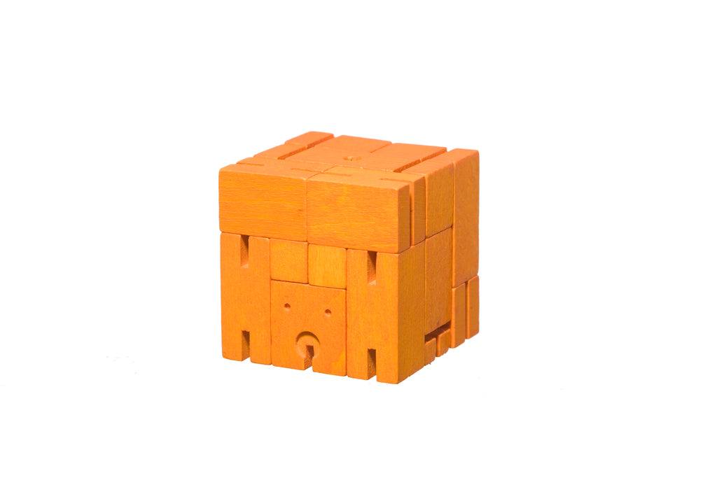 Cubebot in Various Sizes & Colors design by Areaware