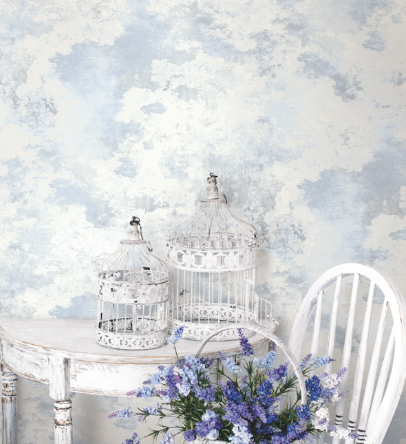 Culebrita Lighthouse Wallpaper from the Solaris Collection by Mayflower Wallpaper