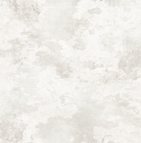 Culebrita Lighthouse Wallpaper in Cream and Grey from the Solaris Collection by Mayflower Wallpaper
