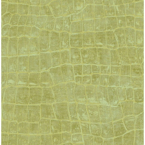 Animal Skin Print Wallcovering Patterns Burke Decor - Green and brown wallpaper