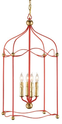 Carousel Lantern design by Currey & Company