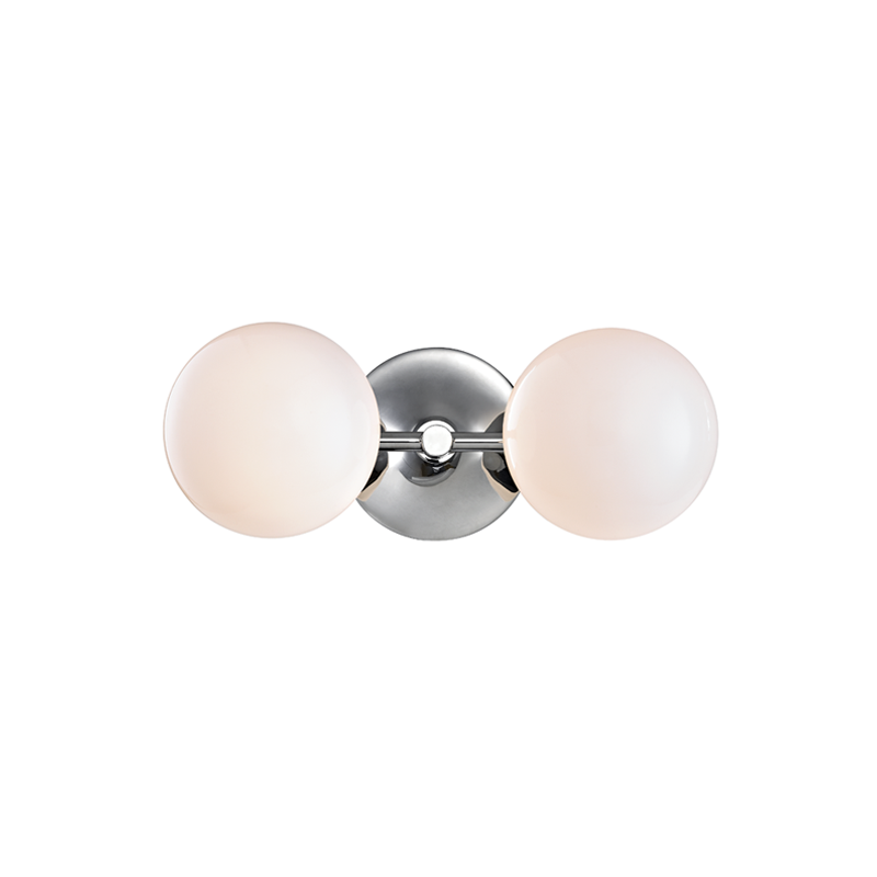 Fleming 2 Light Bath Bracket by Hudson Valley Lighting