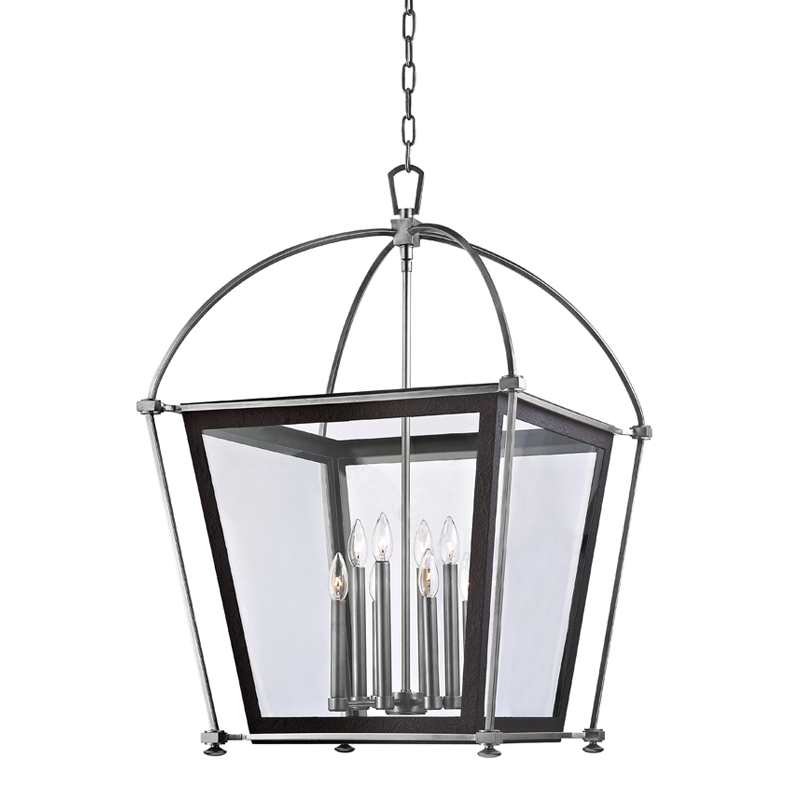 Hollis 8 Light Pendant by Hudson Valley Lighting