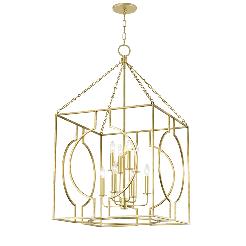 Octavio 8 Light Large Pendant