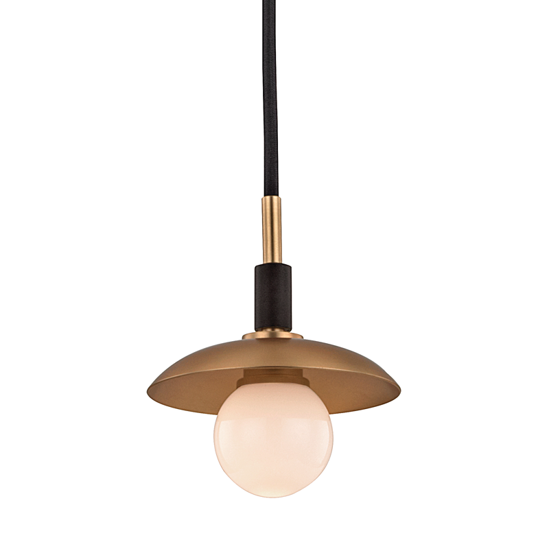 Julien 1 Light Pendant by Hudson Valley Lighting