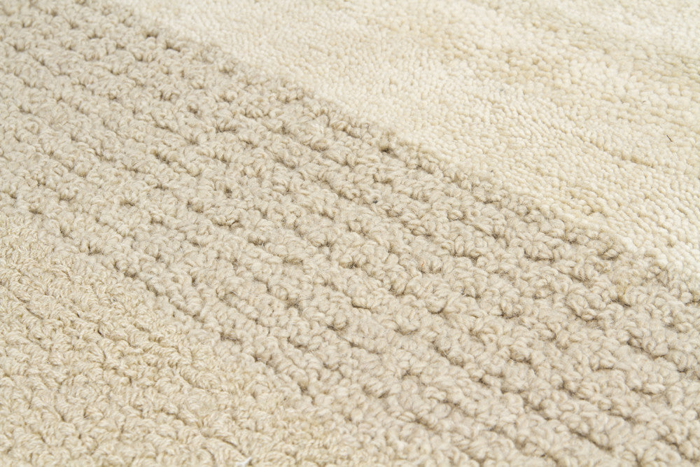 Dejon Collection Hand-Tufted Area Rug in Cream & Beige design by Chandra rugs