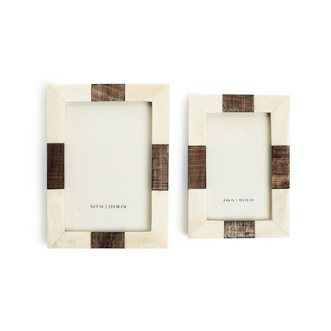 Set of 2 Bars Photo Frames design by Tozai