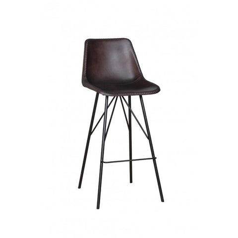 "Rodeo Bar Stool 26"" by BD Studio III"