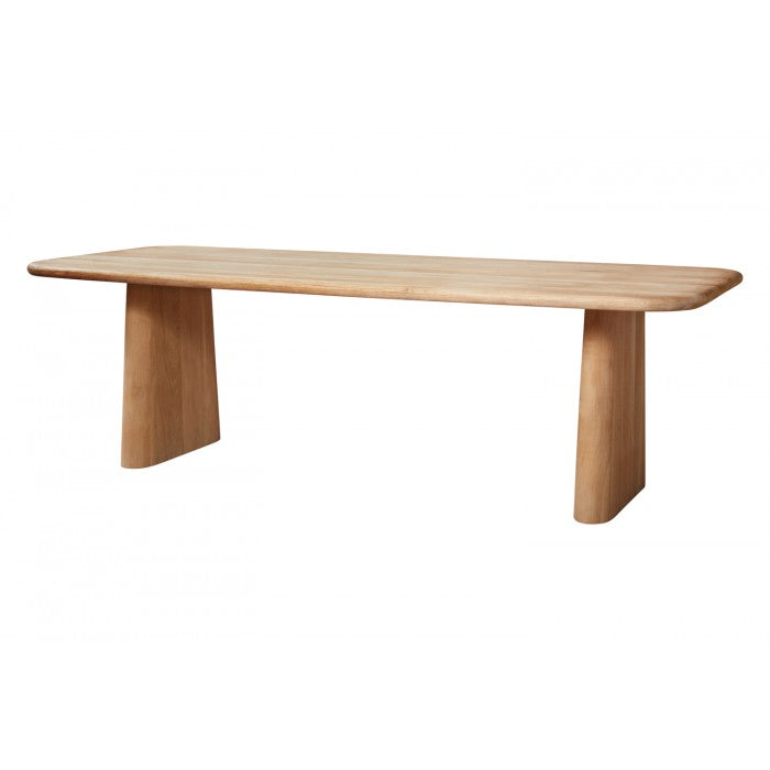 Laurel Dining Table in Natural by BD Studio III
