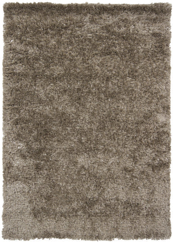 Dior Collection Hand-Woven Area Rug in Taupe & Black design by Chandra rugs