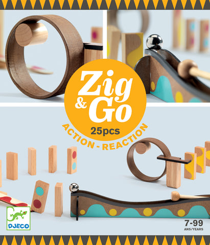 Zig & Go 25 Piece Set