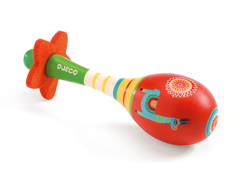 Animambo Maracas design by DJECO