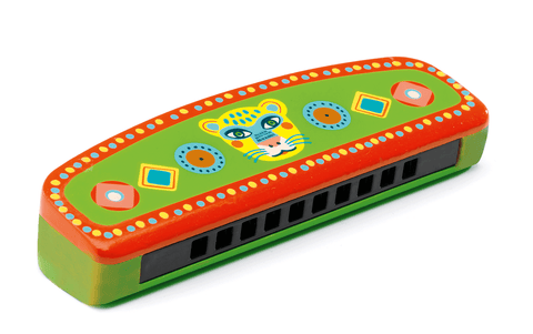 Animambo Harmonica design by DJECO