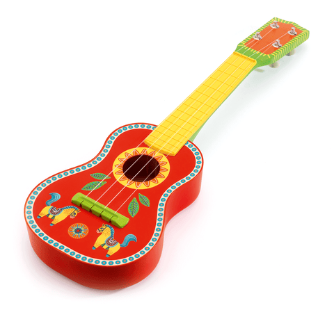 Animambo Ukulele design by DJECO
