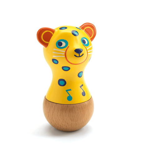 Animambo Jaguar Maracas design by DJECO
