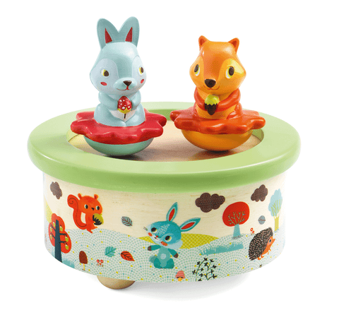 Music Boxes Friends Melody