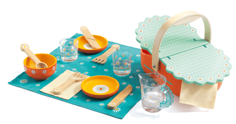 Role Play My Picnic design by DJECO