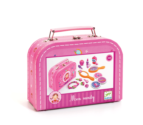 Role Play My Vanity Case design by DJECO