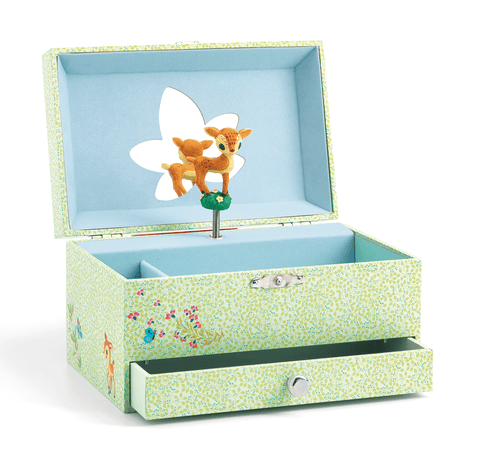 Treasure Boxes The Fawn's Song