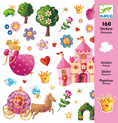 Petit Gifts Stickers Princess Marguerite