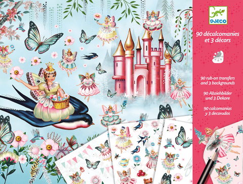 Petit Gifts Transfers In Fairyland