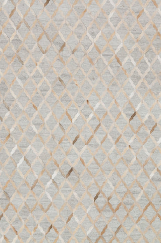 Dorado Rug in Grey & Sand by Loloi