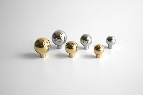 Convex Knob in Various Colors & Sizes by FS Objects