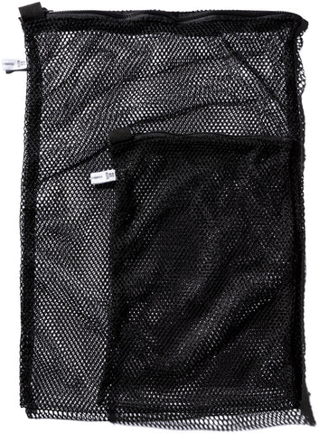Laundry Wash Bag 40/Black design by Puebco