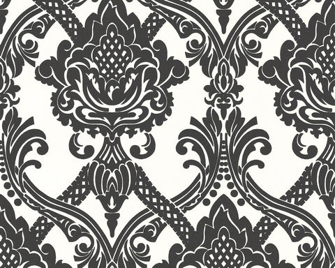 Black And White Wallpaper Modern Designs Burke Décor BURKE DECOR - Wallpaper for walls black and white