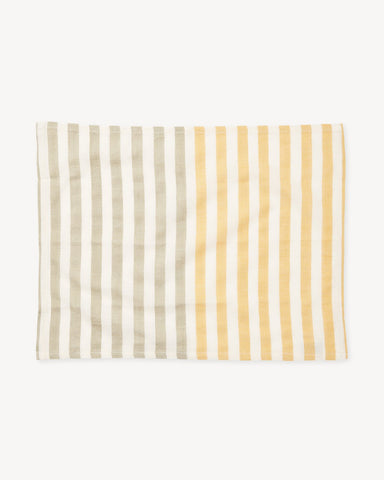 Dandelion Stripe Placemat by Minna