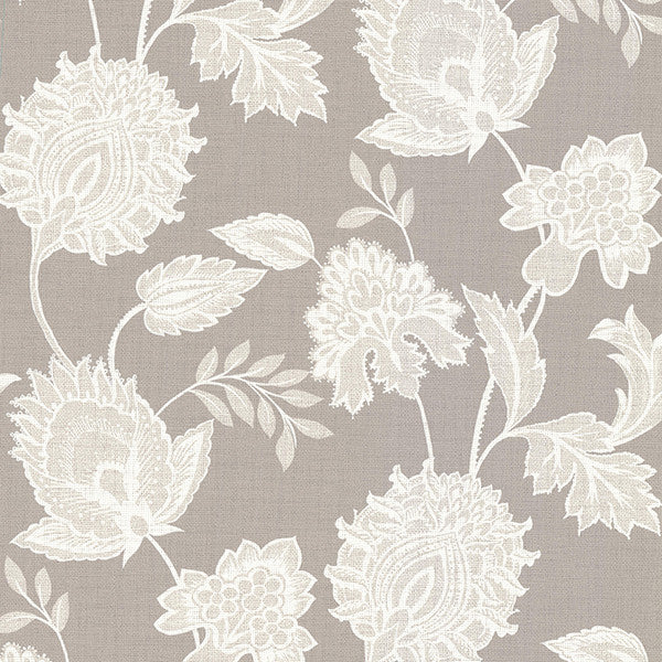 Danfi Cafe Jacobean Wallpaper From The Savor Collection By Brewster Home Fashions