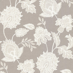 Danfi Cafe Jacobean Wallpaper From The Savor Collection By Brewster