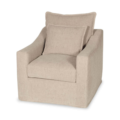 Darcy Chair in Various Fabric Options