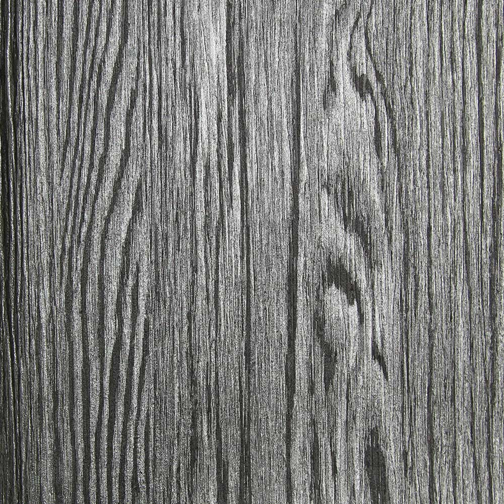 dark grey and silver textured wood grain wallpaper by julian scott designs - Wood Grain Wall Paper