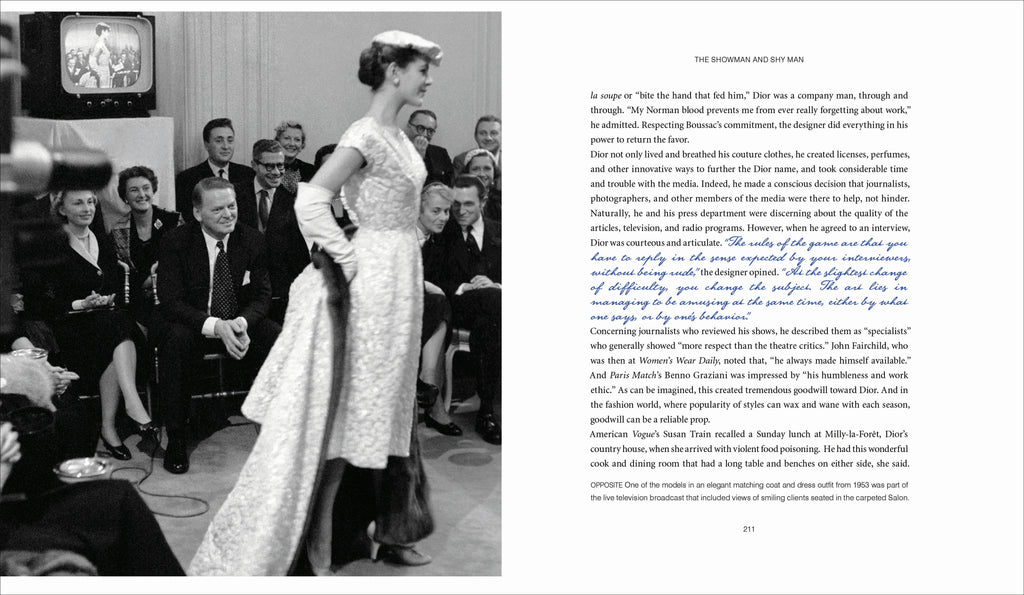 Monsieur Dior: Once Upon a Time by Pointed Leaf Press