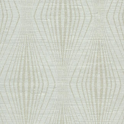 Divine Wallpaper in Grey from the Terrain Collection by Candice Olson for York Wallcoverings