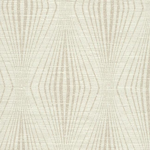 Divine Wallpaper in Ivory and Beige from the Terrain Collection by Candice Olson for York Wallcoverings