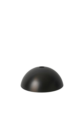 Dome Shade in Black Brass by Ferm Living