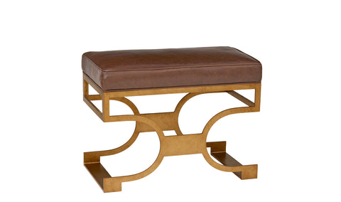 Domingo Bench in Various Fabrics design by Redford House