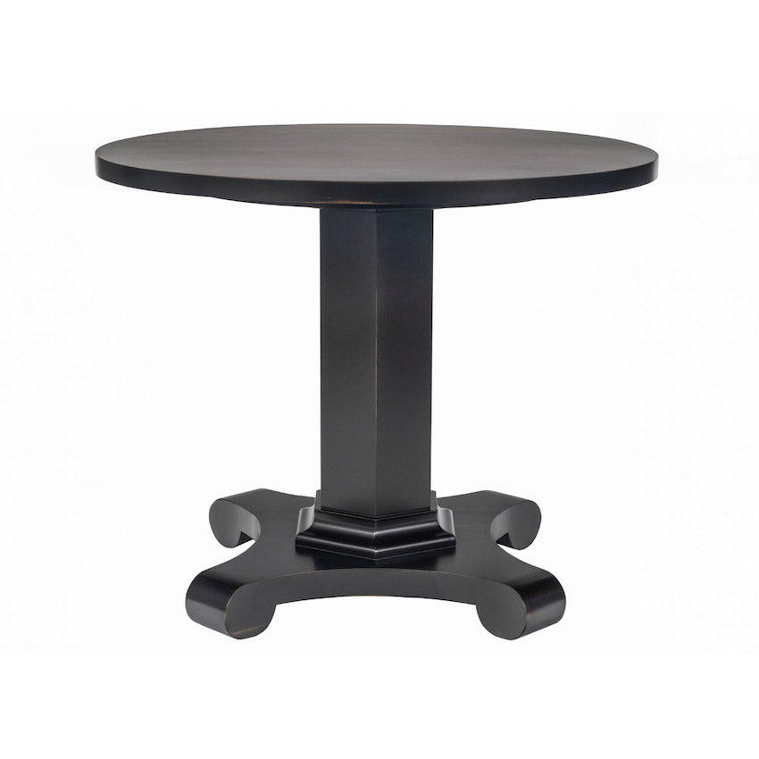 Drake Round Dinette Table in Various Sizes & Finishes