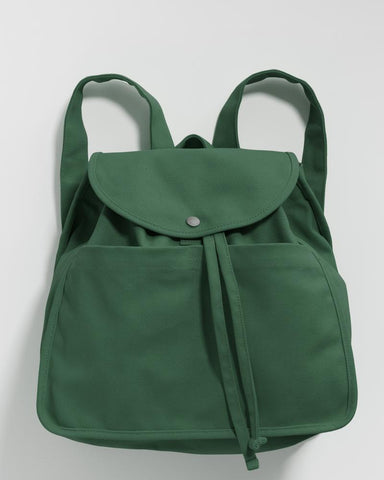 Drawstring Backpack in Eucalyptus