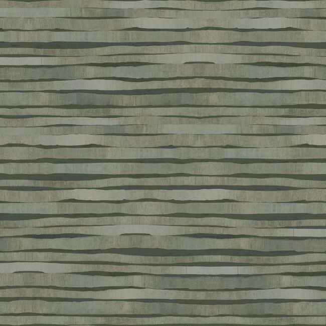 Sample Dreamscapes Wallpaper in Charcoal from the Ronald Redding 24 Karat Collection by York Wallcoverings