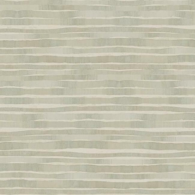 Sample Dreamscapes Wallpaper in Taupe from the Ronald Redding 24 Karat Collection by York Wallcoverings