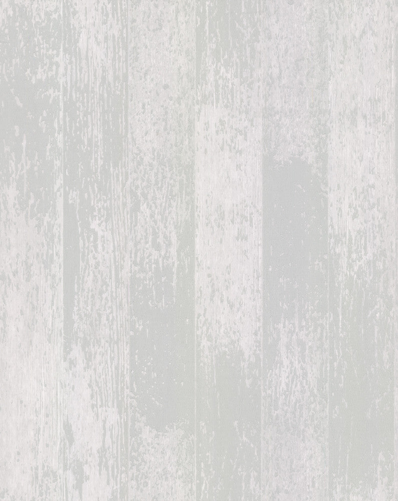 Driftwood Wallpaper in Grey/White from the Enchanted Gardens Collection by Osborne & Little