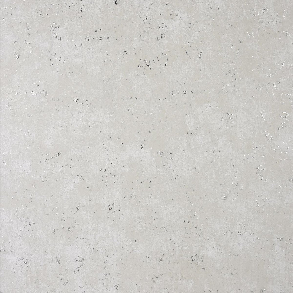 Sample Drizzle Speckle Wallpaper in Silver from the Polished Collection by Brewster Home Fashions