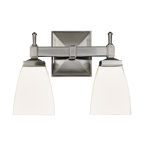 Kent 2 Light Bath Bracket by Hudson Valley Lighting