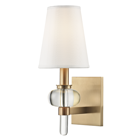 Luna 1 Light Wall Sconce by Hudson Valley Lighting