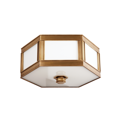 Nassau 2 Light Flush Mount by Hudson Valley Lighting
